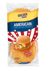 GOLDEN TOAST American Mega-Burger