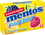 Mentos Kaugummi Full Fruit Pocketbox