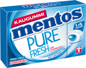 Mentos Kaugummi Pure Fresh Mint Pocketbox