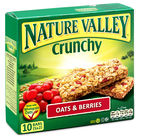 "Nature Valley Crunchy ""Oats & Berries"" 5er Pack"