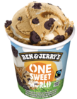 "Ben & Jerry's "" One Sweet World "" Eiscreme"