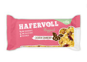"HAFERVOLL Flapjack ""Cashew Cranberry"""