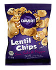 "Davert Lentil Chips ""Sea Salt & Pepper"""