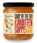 Escoffier Soup of the Day Karottensuppe