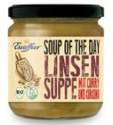 Escoffier Soup of the Day Linsensuppe
