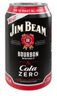 Jim Beam & Cola Zero