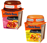 Uncle Ben's Heiss auf Noodles