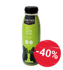 "Green Panda Chia Drink ""Birne Spinat"""