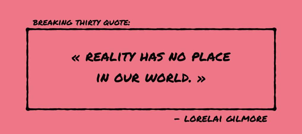 Quote Lorelai