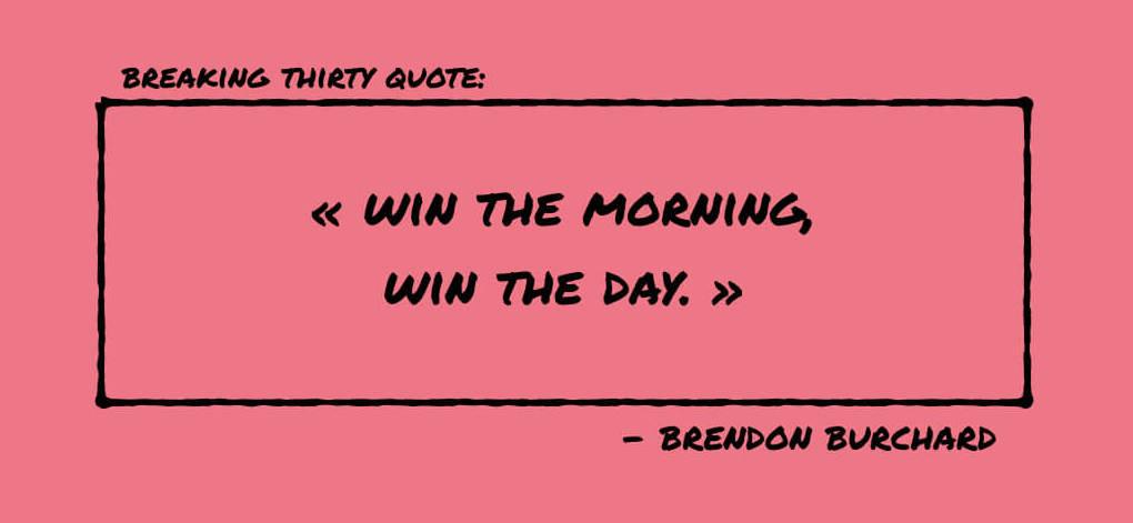 Quote Brendon