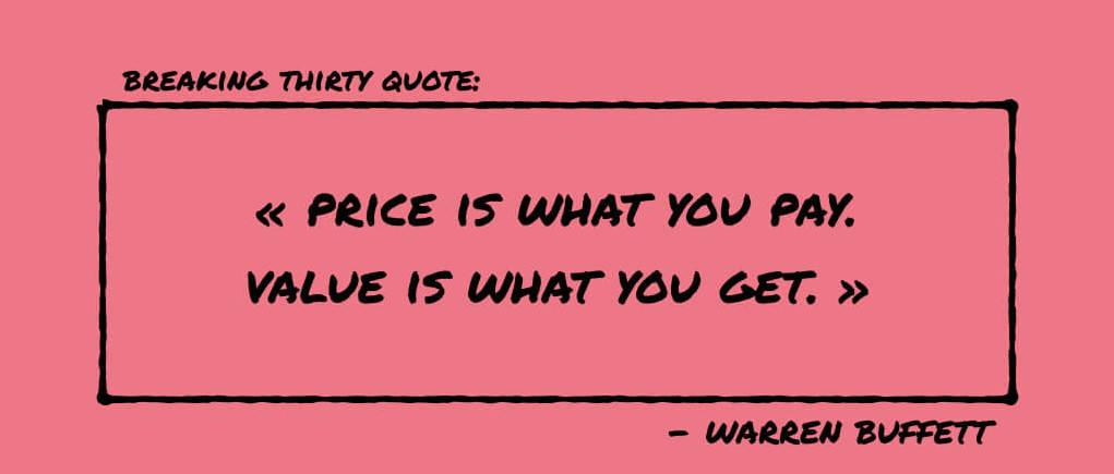 Quote Buffett