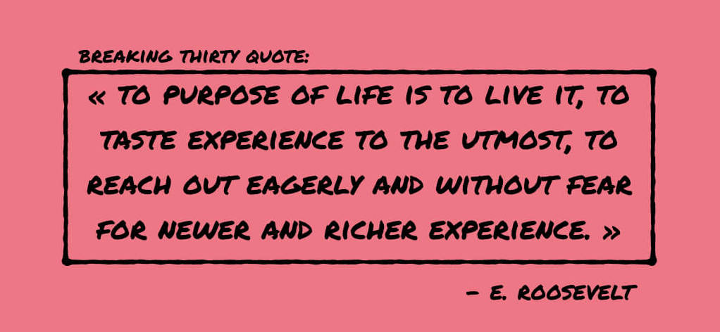 Quote Roosevelt