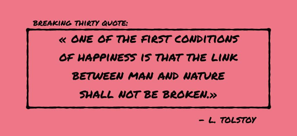 Quote Tolstoy