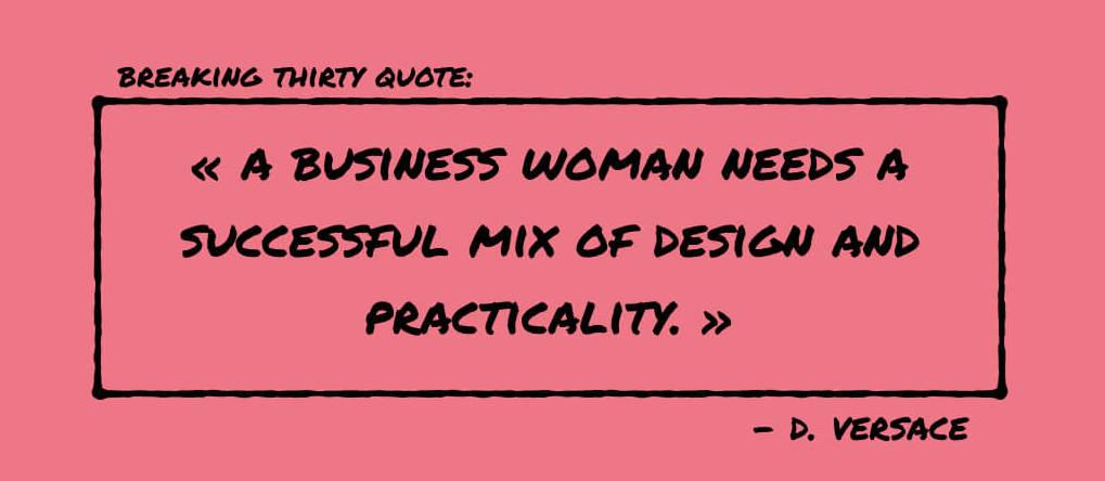 Quote Versace