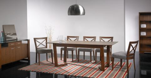 Vitas Celestine 7 Piece Dining Set