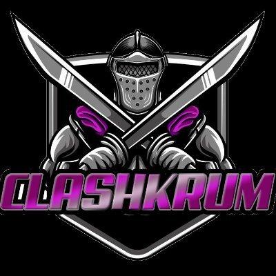 Clash of Clans ClashKrum Official Logo