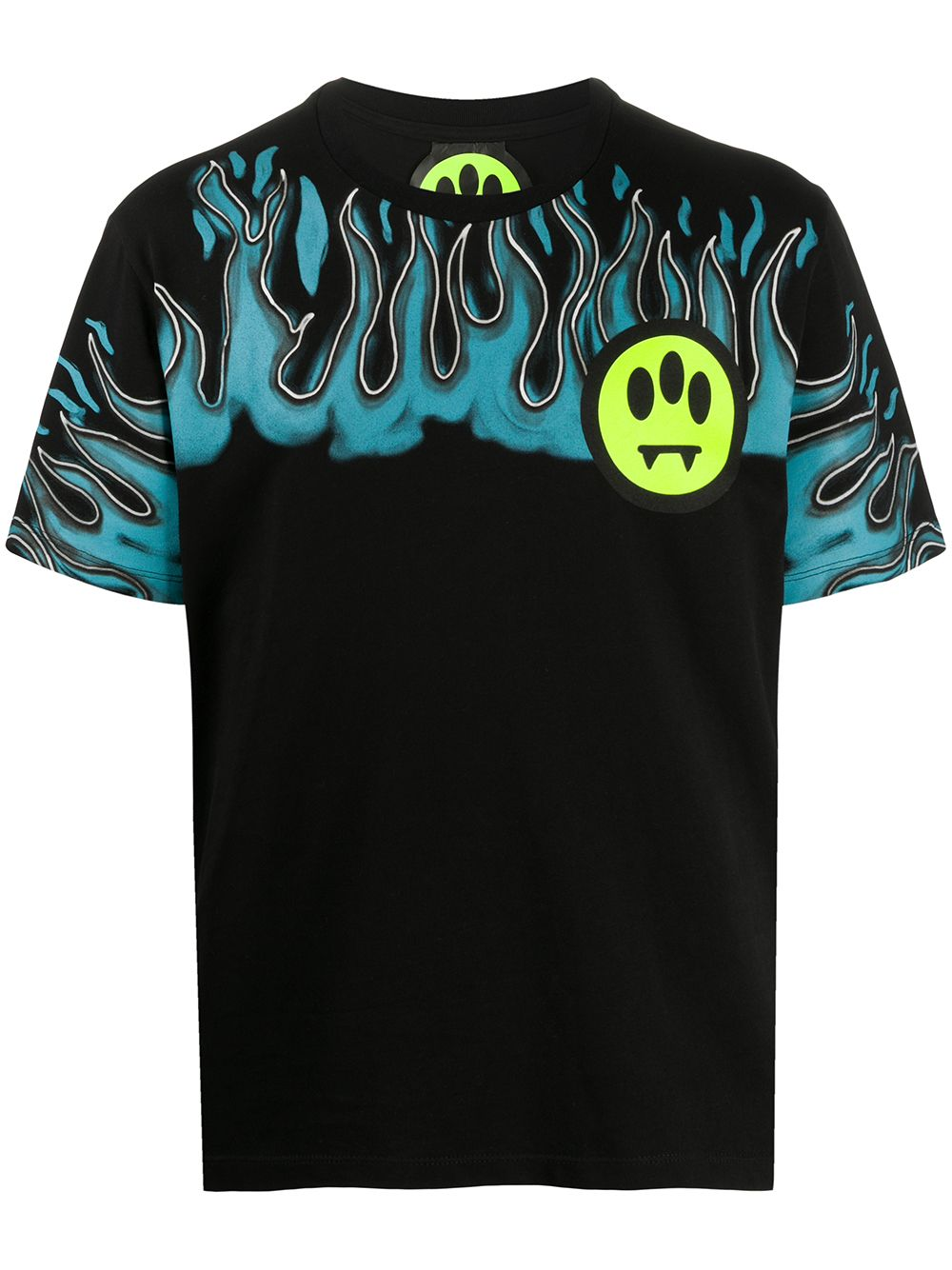T-SHIRT NERA BARROW | T-shirt | 027998110