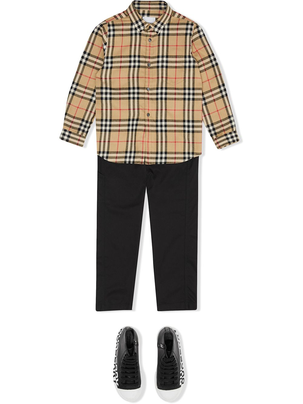 BURBERRY KIDS |  | 8017792A7028#