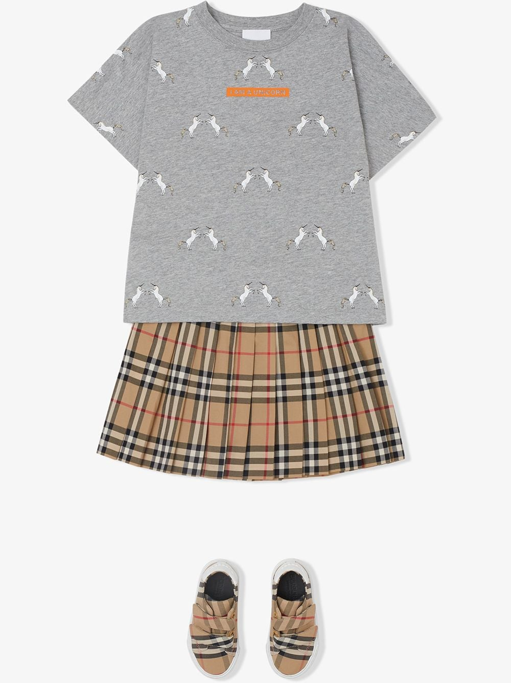 BURBERRY KIDS |  | 8028849A1216#