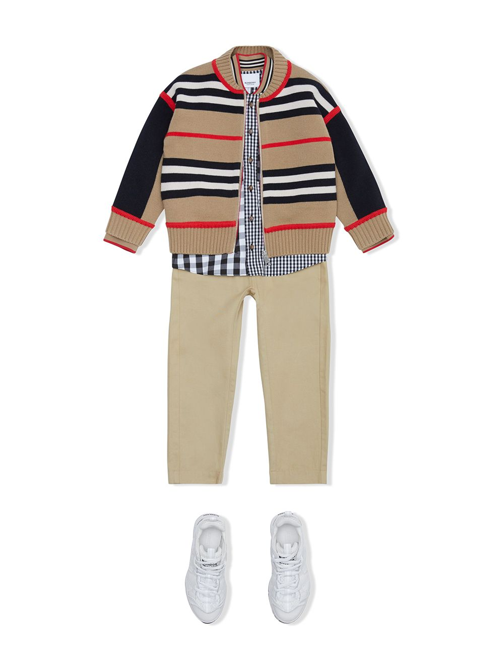 BURBERRY KIDS |  | 8030128A1366#