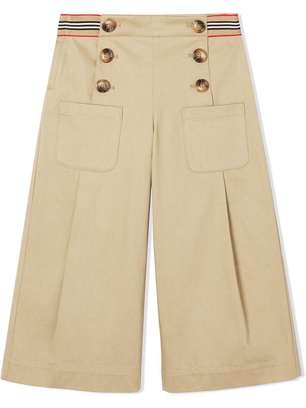 PANTALONE BEIGE BURBERRY KIDS | Pantalone | 8030320A1366#