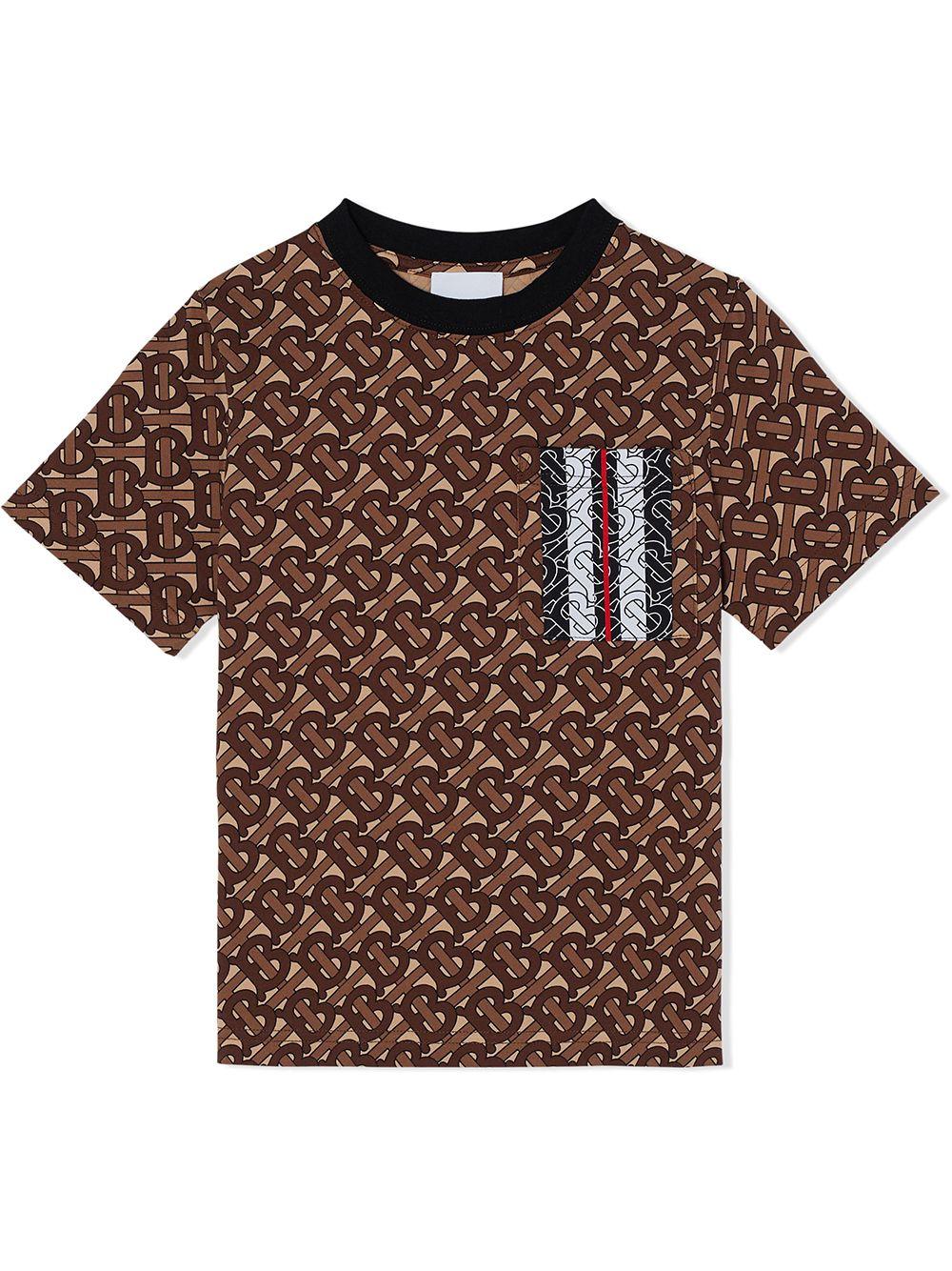 T-SHIRT FANTASIA BURBERRY KIDS | T-shirt | 8031826A7436#