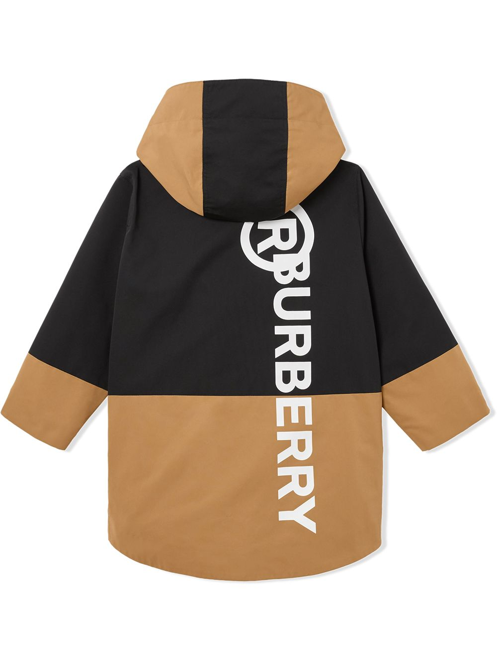 PARKA MULTICOLOR BURBERRY KIDS | Giubbino | 8032748A2442#