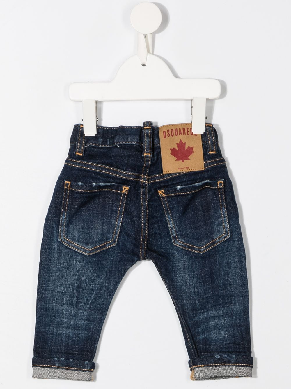 JEANS BLU DSQUARED KIDS   Pantalone   DQ01TCD001VD2P76ABDQ01