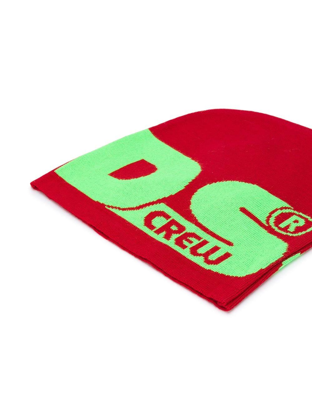 cappello rosso GCDS KIDS | Cappello | 025804040