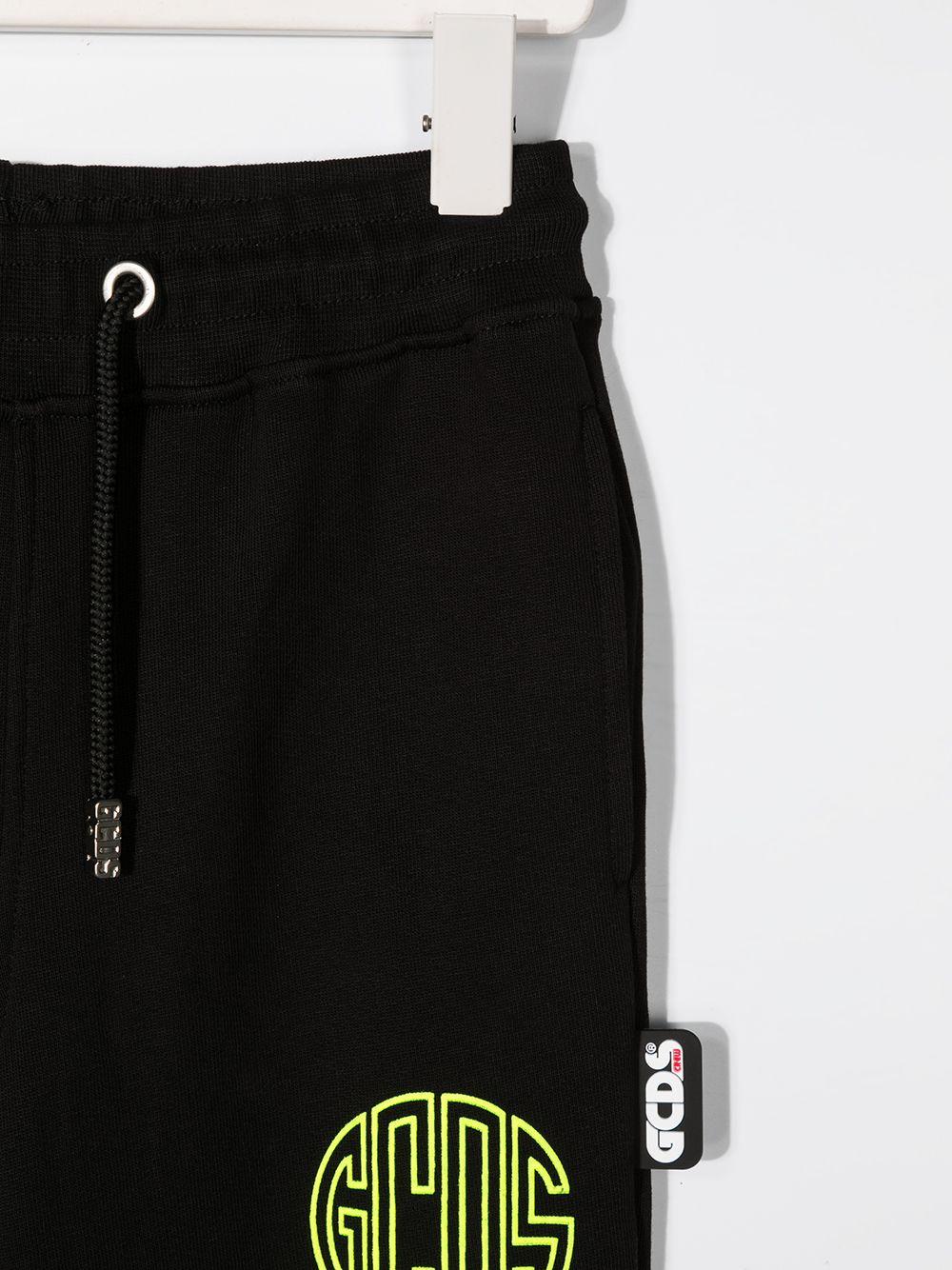 pantalone nero GCDS KIDS   Pantalone   025894110#