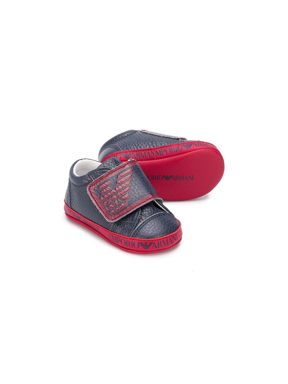 GIORGIO ARMANI KIDS | Sneaker | XLX003XOB05N213