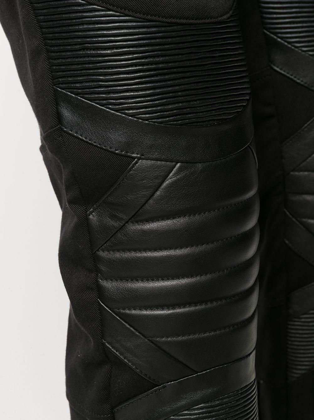 PANTALONE NERO LES HOMMES | Jeans | LJD600501L5201