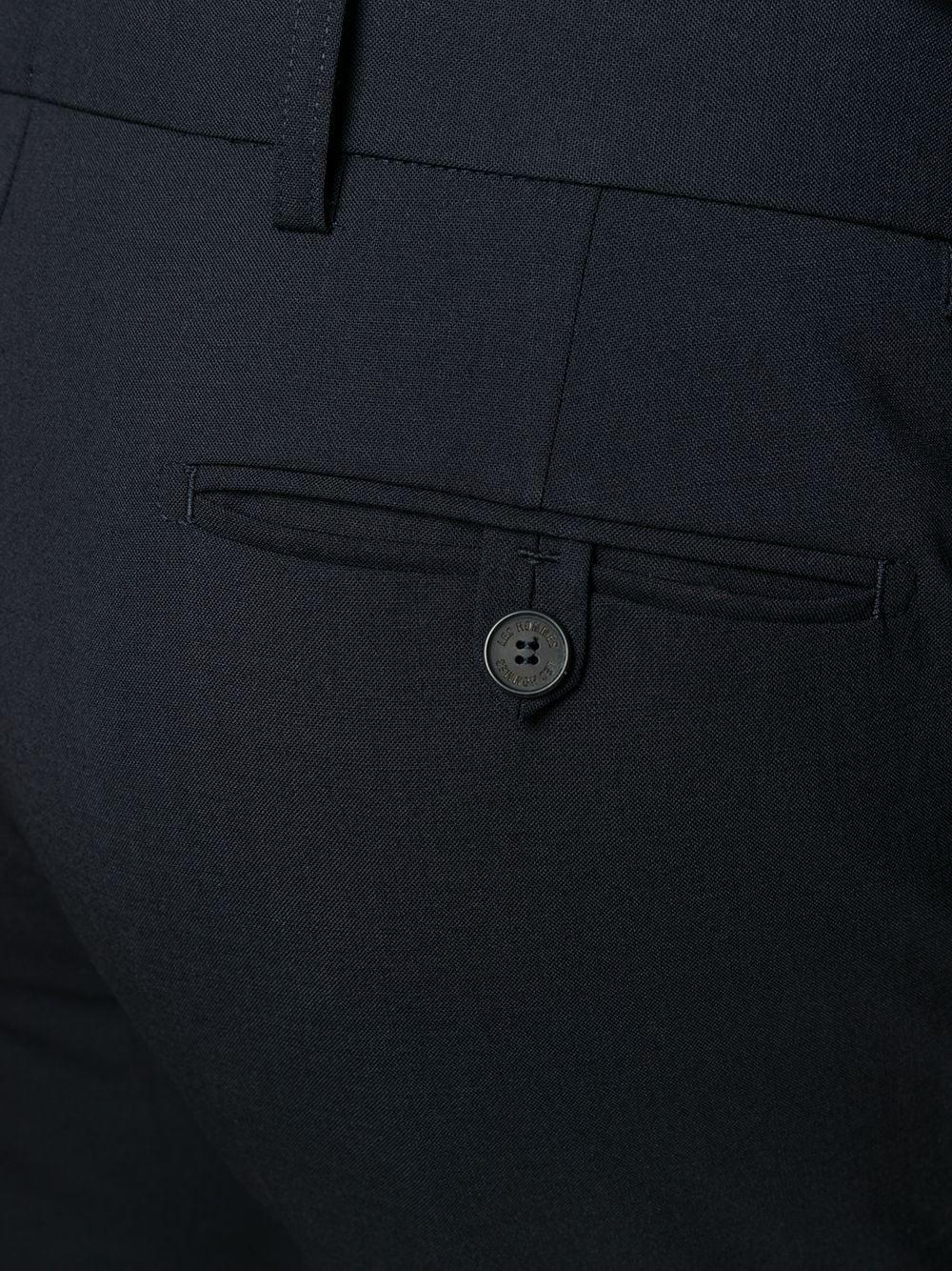 PANTALONE BLU LES HOMMES   Pantalone   LJP103305B7900