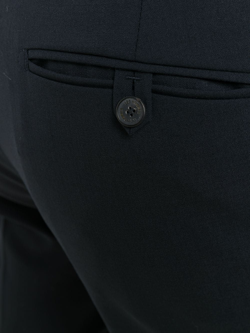 PANTALONE BLU LES HOMMES   Pantalone   LXP101305U7900