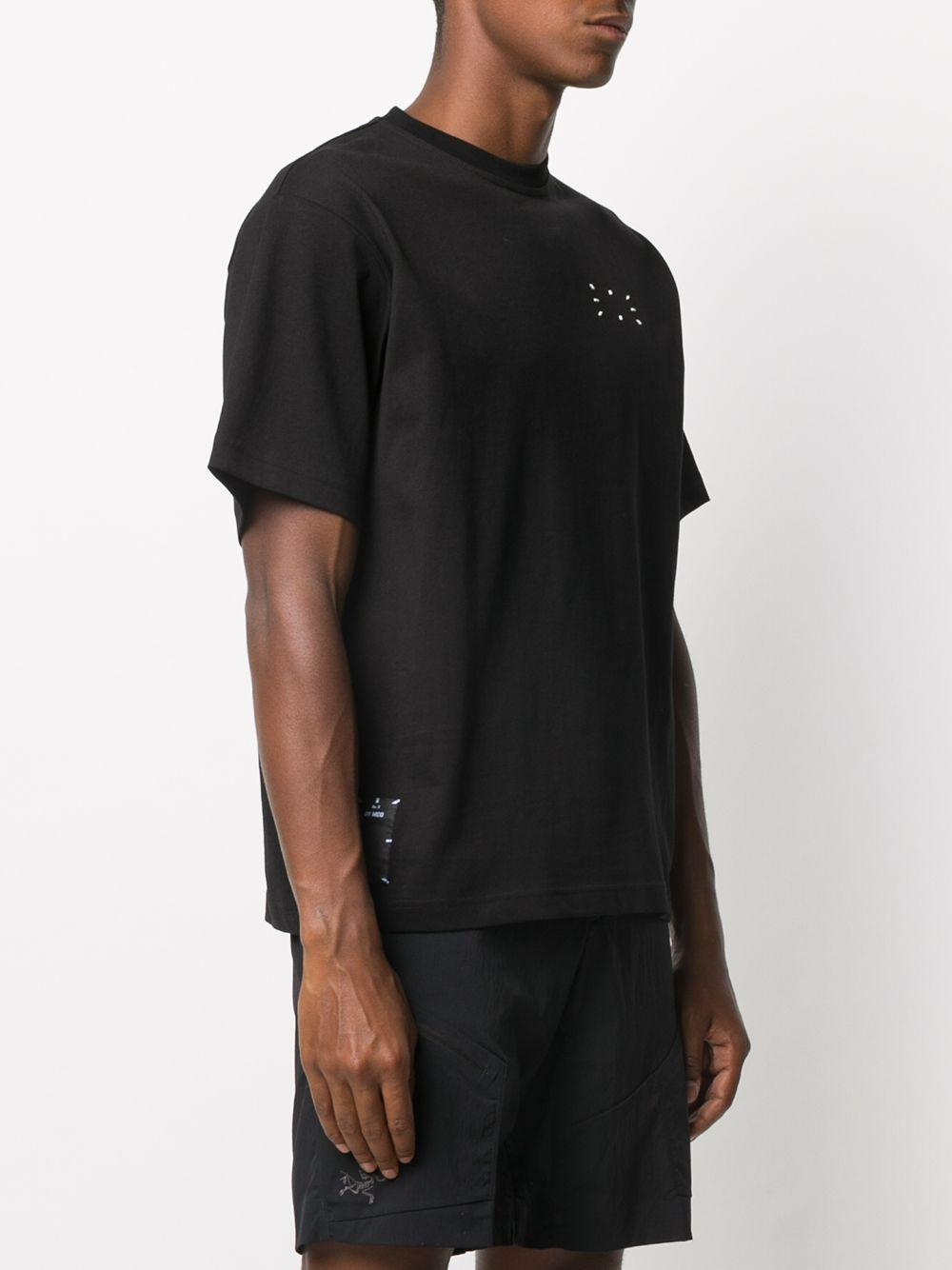 T-SHIRT NERA MCQ | T-shirt | 624833RPR211000
