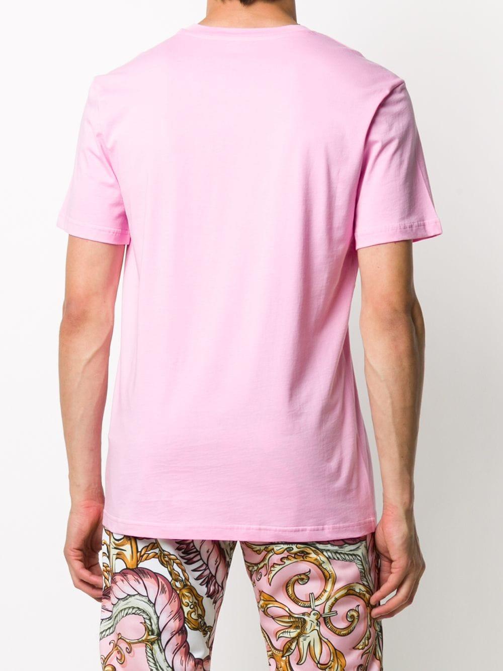 T-SHIRT ROSA MOSCHINO | T-shirt | 070552402222