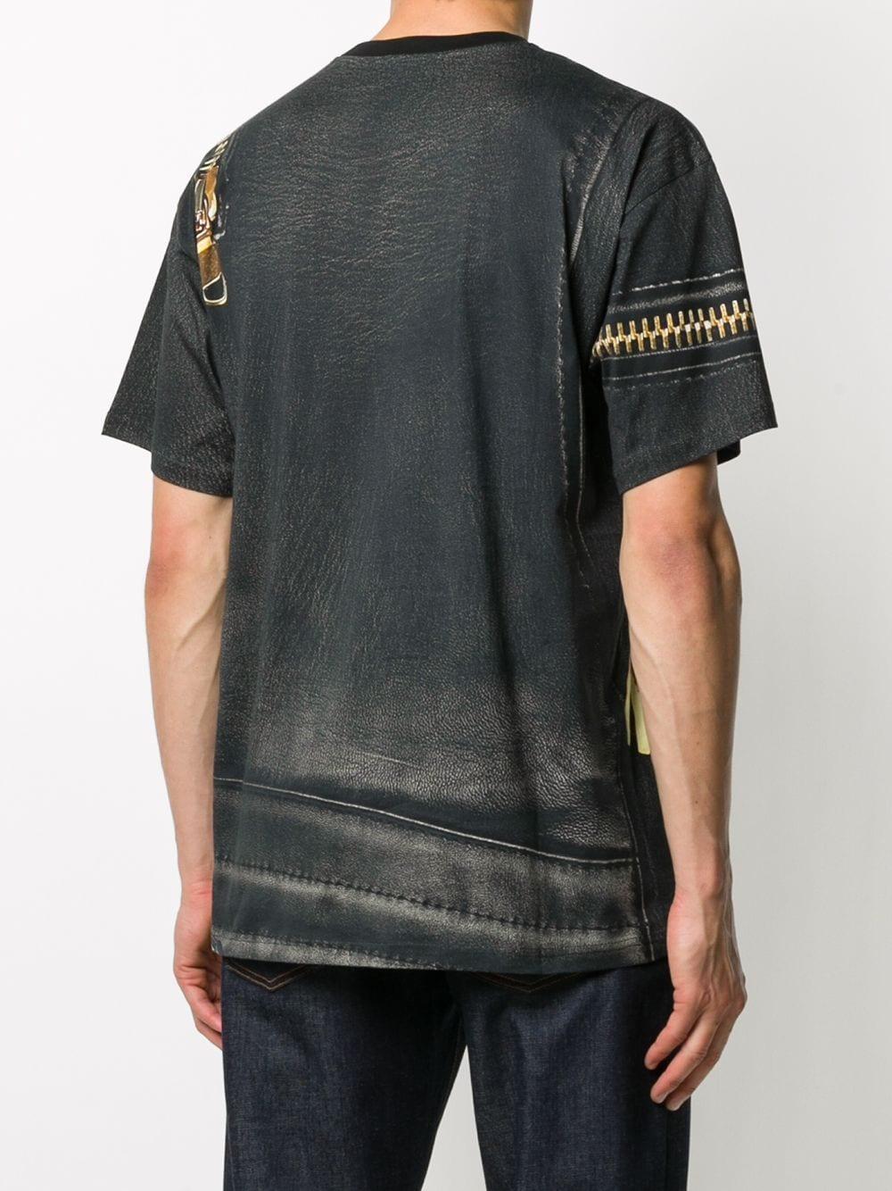 T-SHIRT NERA MOSCHINO | T-shirt | 07095240A1888