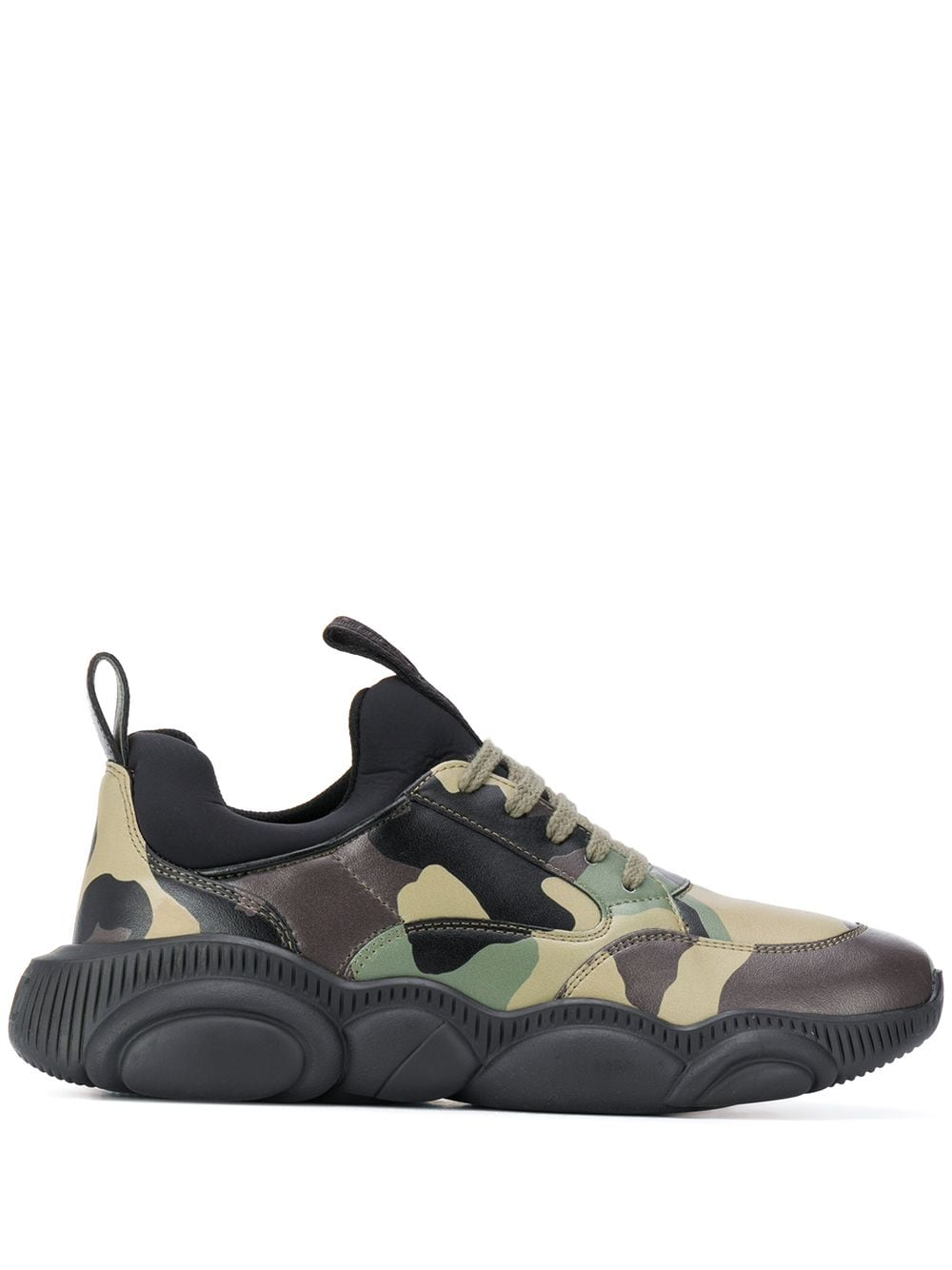 SNEAKERS CAMOUFLAGE MOSCHINO | Sneaker | MB15103G0BGQ285ACAMOUFLAGE