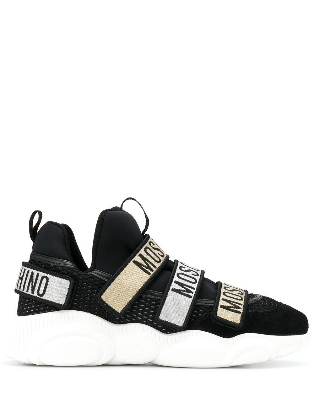 SNEAKERS NERA MOSCHINO | Sneaker | MB15173G1BGJ700BNERO