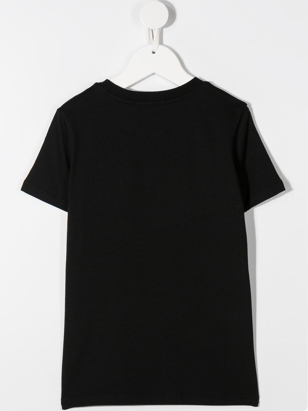 t-shirt nera MSGM kids   T-shirt   025170110#