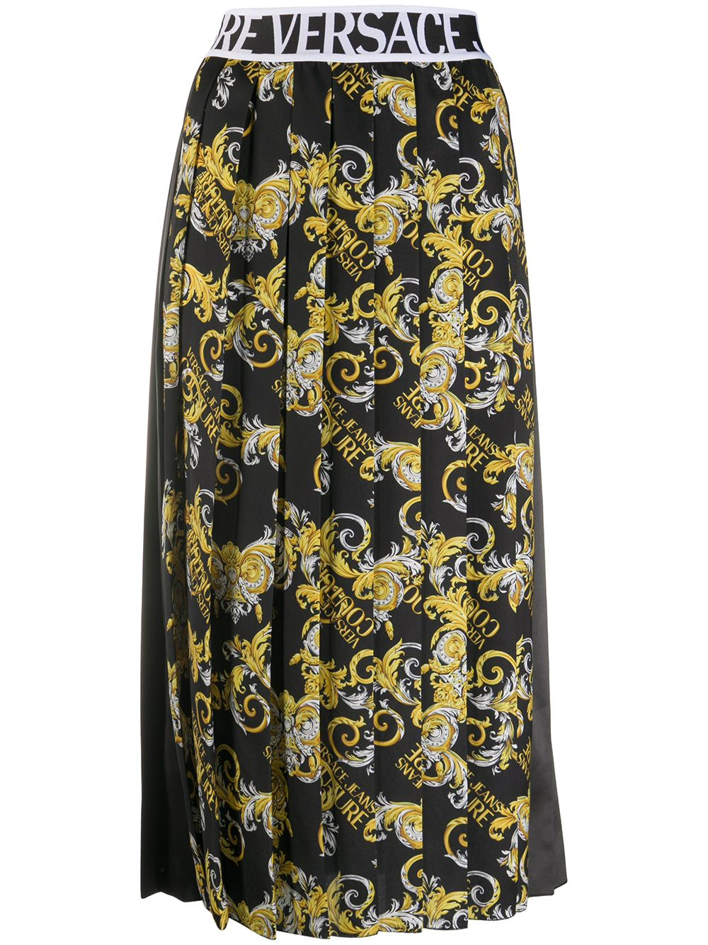 GONNA FANTASIA VERSACE JEANS COUTURE | Gonna | A9.HZA303.S0835899