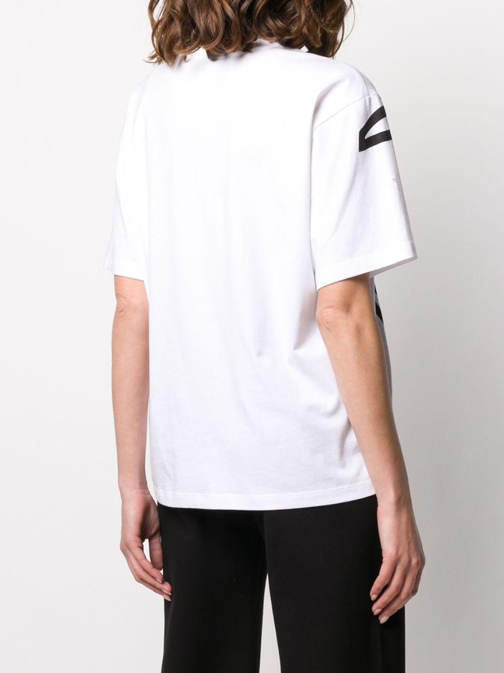 maglia bianca VICTORIA BECKHAM | Maglia | 2320JTS001708AWHITE