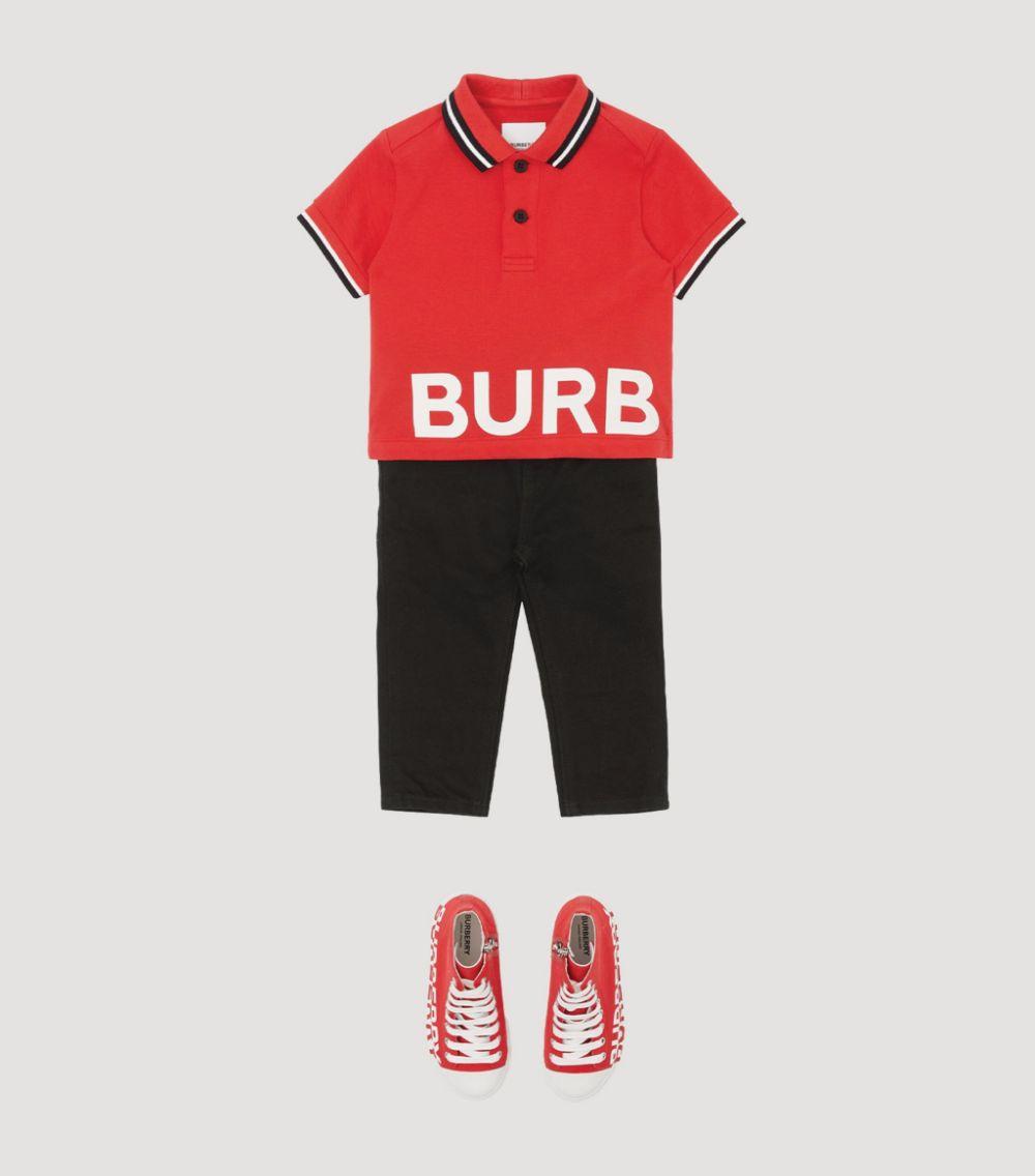 POLO BURBERRY KIDS | Polo | 8040911A1460
