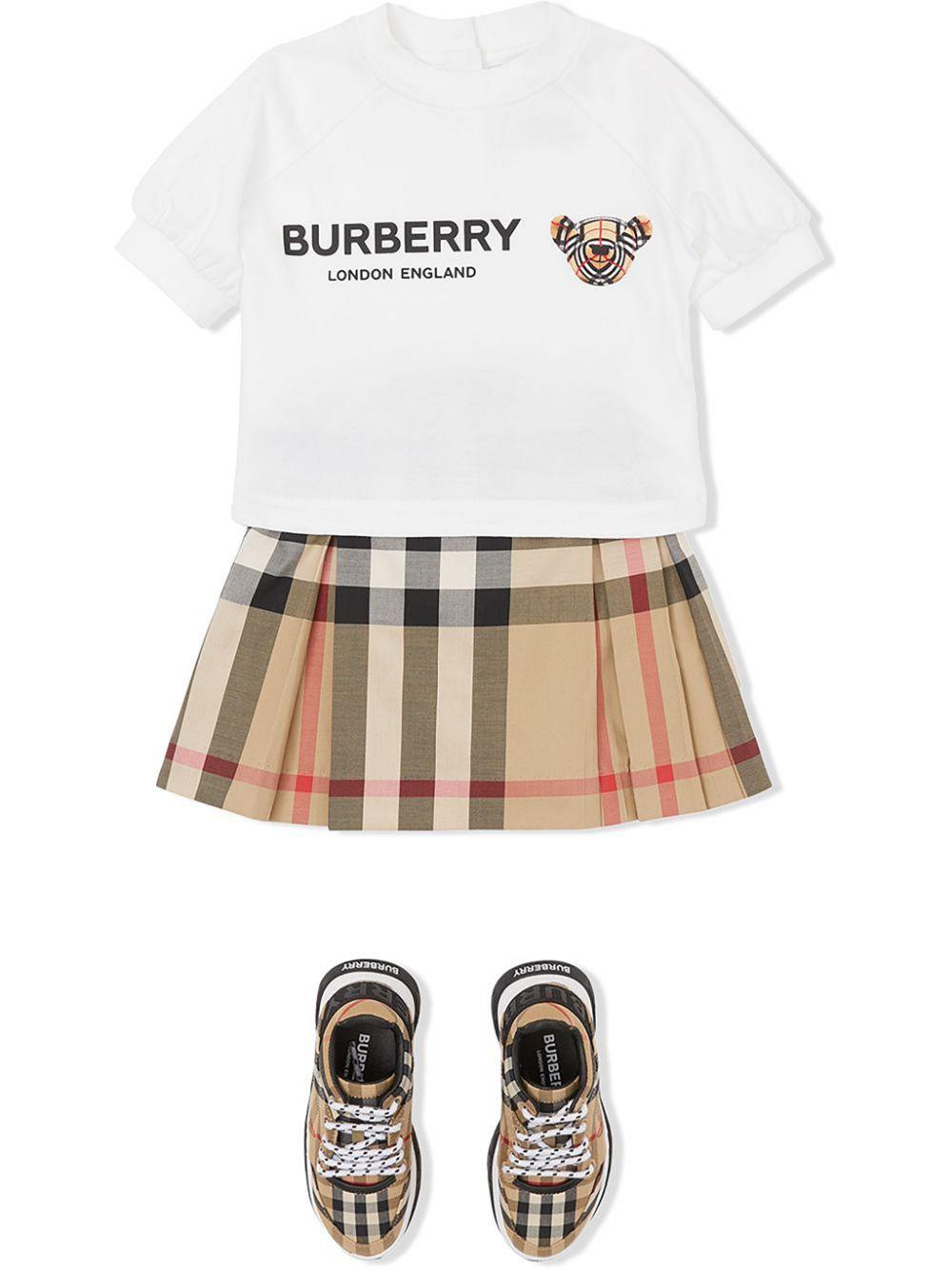 SKIRT BURBERRY KIDS      8041203A7028