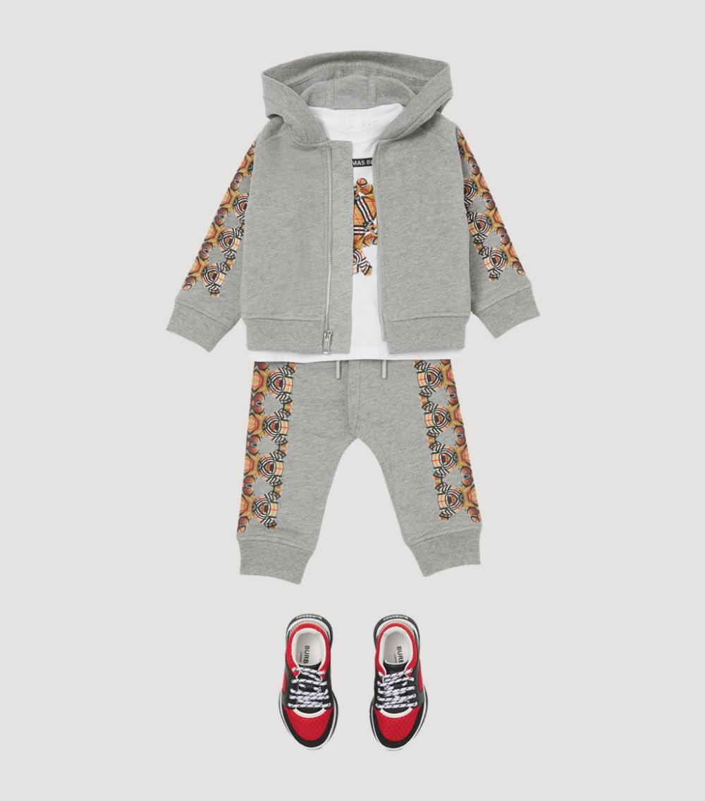 HOODIE BURBERRY KIDS | Felpa | 8041240A1216