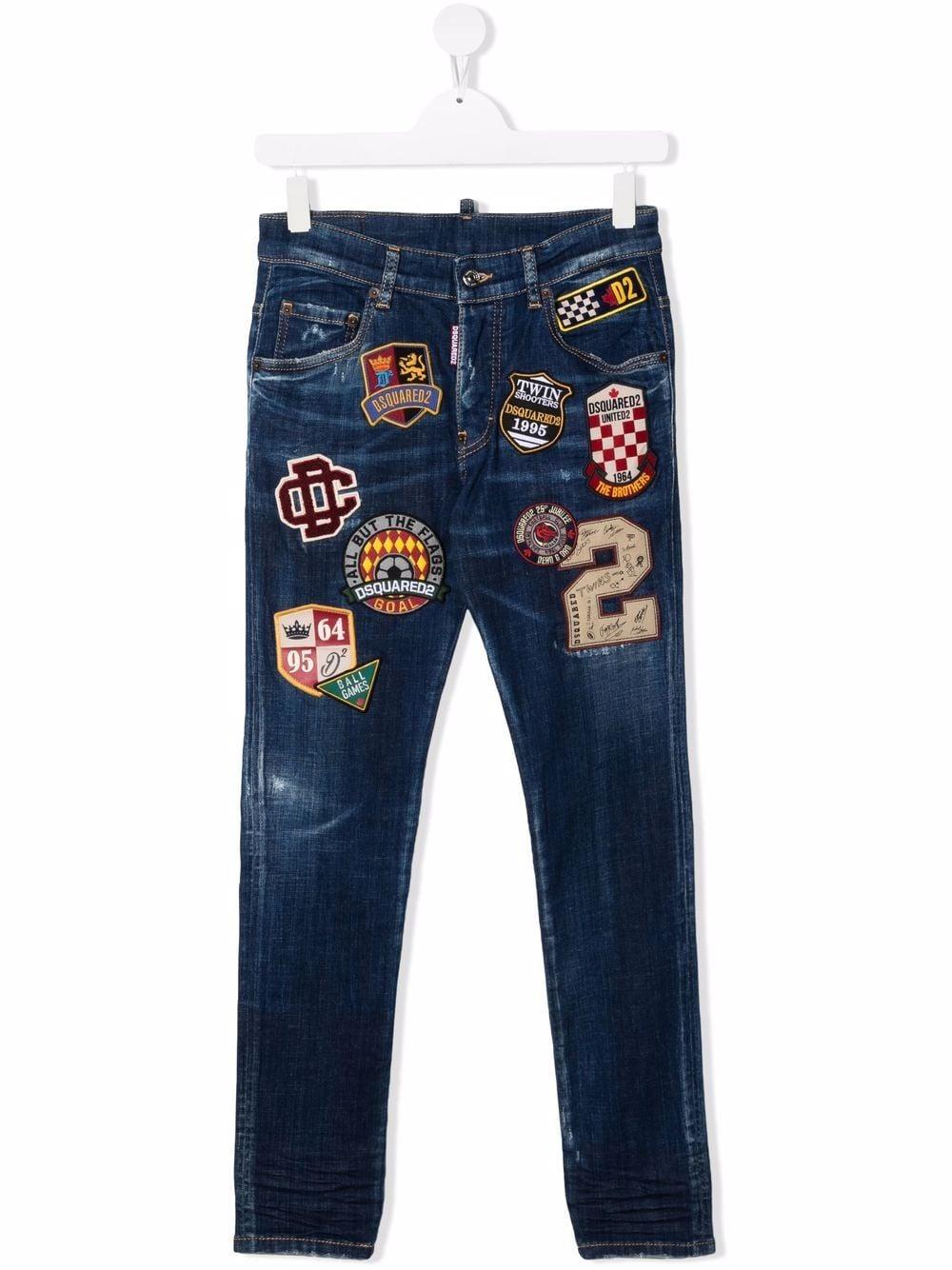 DSQUARED KIDS | Jeans | D2P118LMDQ03LDD007NDQ01##