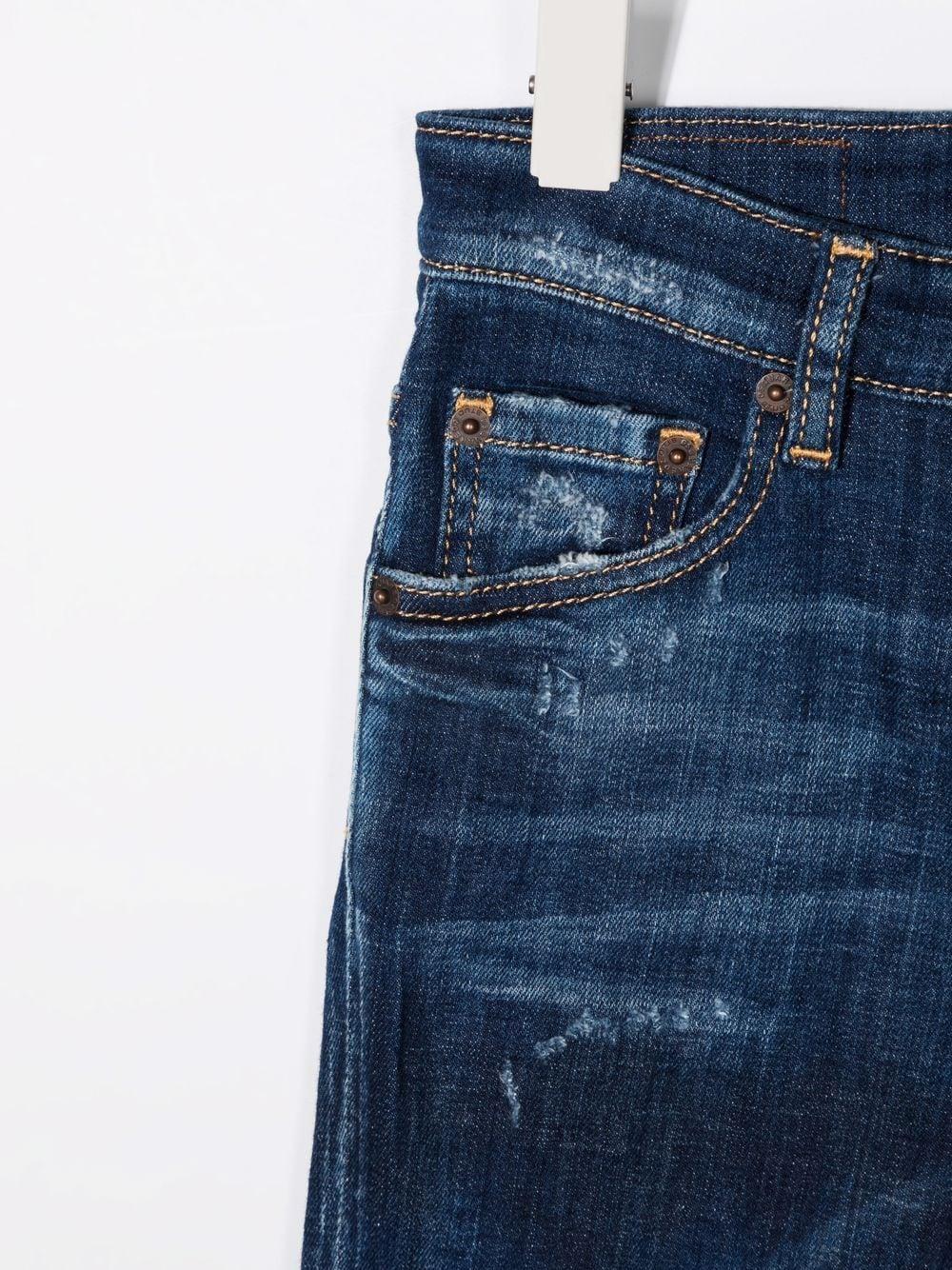 DENIM DSQUARED KIDS | Jeans | D2P118NLMDQ0665D007NDQ01#