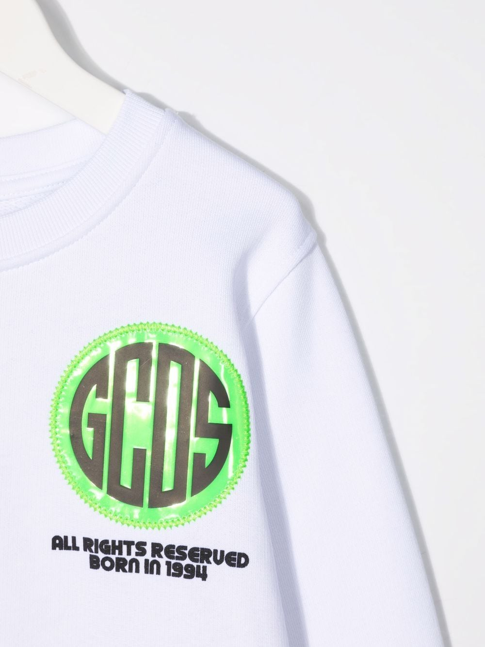 FELPA LOGO GCDS KIDS | Felpa | 028457001#