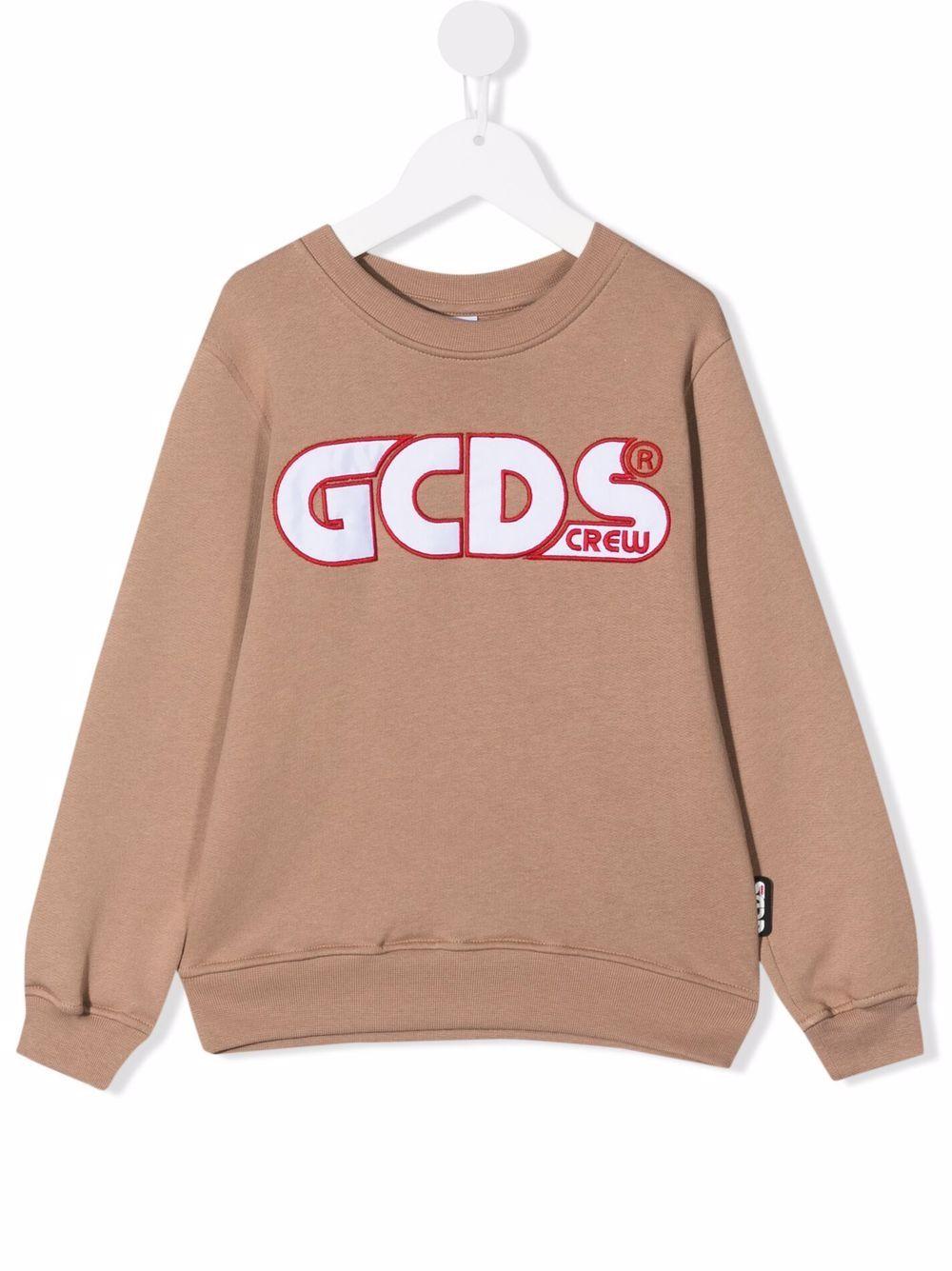 FELPA CREW GCDS KIDS | Felpa | 028489094#