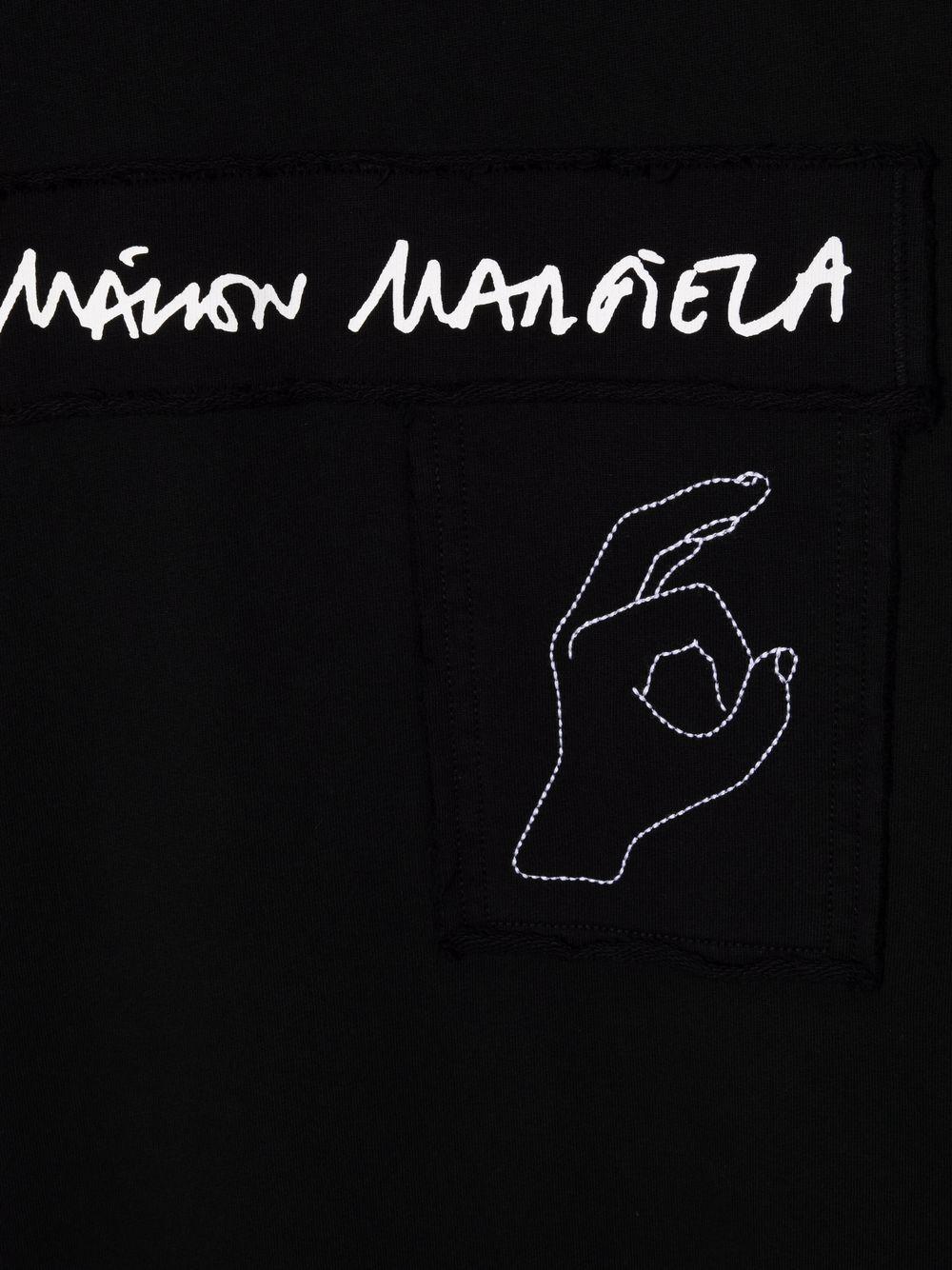 ABITO FELPA MM6 MAISON MARGIELA | Abito | MM6D2UM60028MM008M6900##